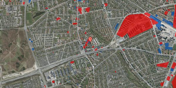 Jordforureningskort på Baunebakkevej 63, 2650 Hvidovre