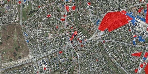 Jordforureningskort på Baunebakkevej 65, 2650 Hvidovre