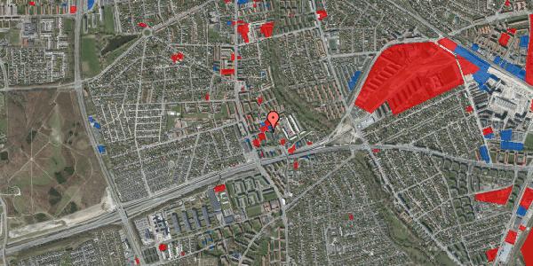 Jordforureningskort på Baunebakkevej 67, 2650 Hvidovre