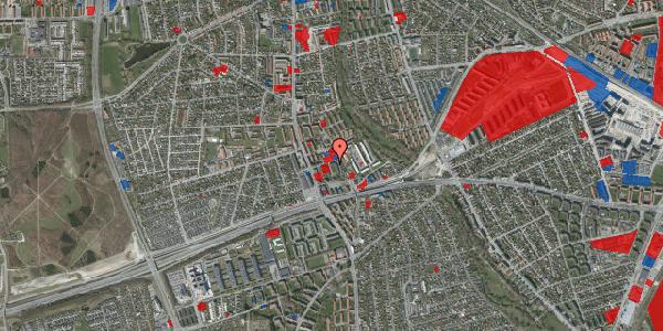 Jordforureningskort på Baunebakkevej 71, 2650 Hvidovre