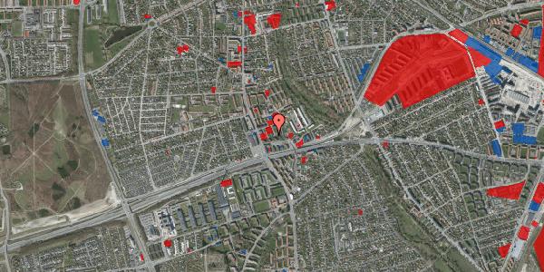 Jordforureningskort på Baunebakkevej 83, 2650 Hvidovre