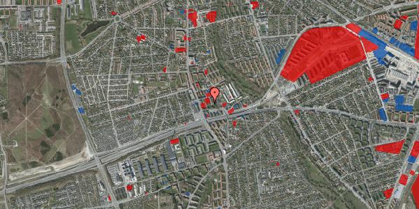 Jordforureningskort på Baunebakkevej 89, 2650 Hvidovre