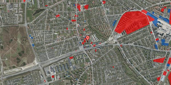 Jordforureningskort på Baunebakkevej 95, 2650 Hvidovre