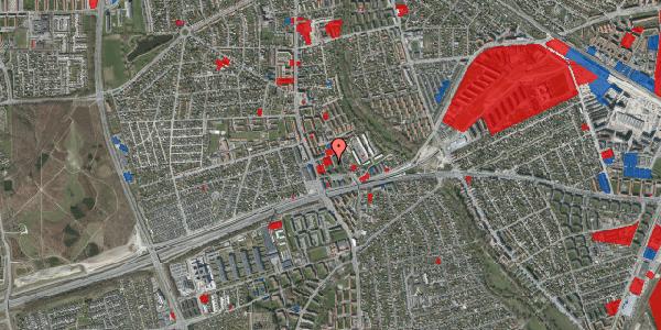 Jordforureningskort på Baunebakkevej 99, 2650 Hvidovre