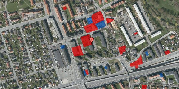 Jordforureningskort på Baunebakkevej 107, 2650 Hvidovre