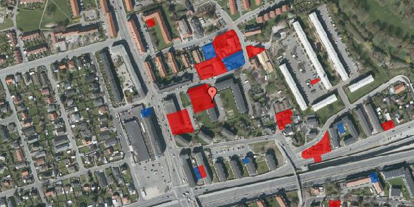 Jordforureningskort på Baunebakkevej 113, 2650 Hvidovre