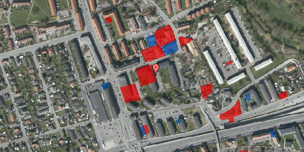 Jordforureningskort på Baunebakkevej 115, 2650 Hvidovre