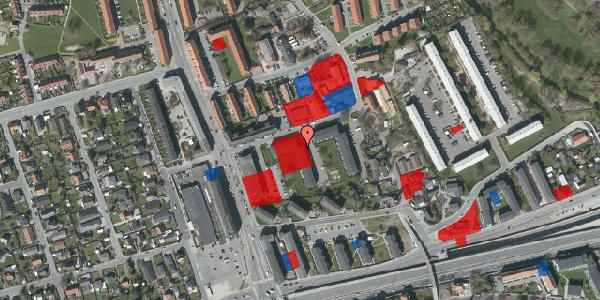 Jordforureningskort på Baunebakkevej 123, 2650 Hvidovre