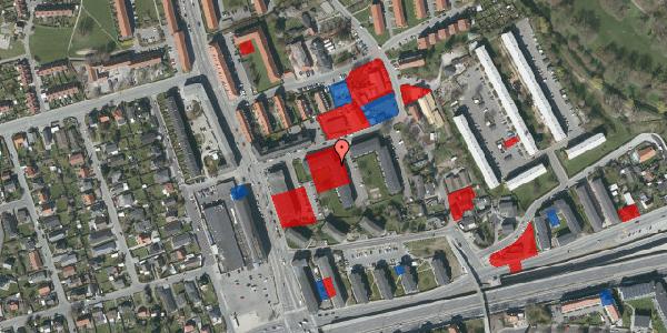 Jordforureningskort på Baunebakkevej 125, 2650 Hvidovre