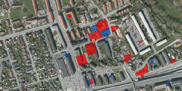 Jordforureningskort på Baunebakkevej 127, 2650 Hvidovre