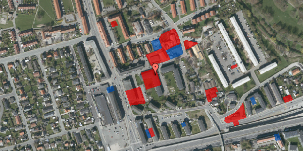 Jordforureningskort på Baunebakkevej 131, 2650 Hvidovre