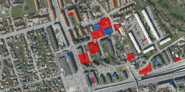 Jordforureningskort på Baunebakkevej 137, 2650 Hvidovre