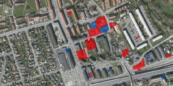 Jordforureningskort på Baunebakkevej 147, 2650 Hvidovre