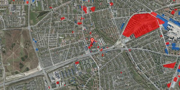 Jordforureningskort på Baunebakkevej 151, 2650 Hvidovre
