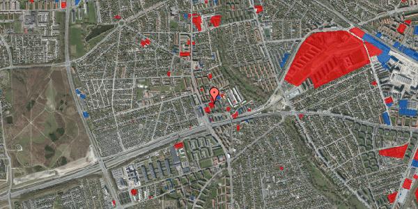 Jordforureningskort på Baunebakkevej 153, 2650 Hvidovre