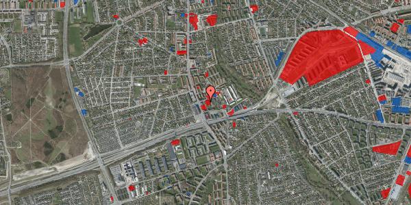 Jordforureningskort på Baunebakkevej 155, 2650 Hvidovre