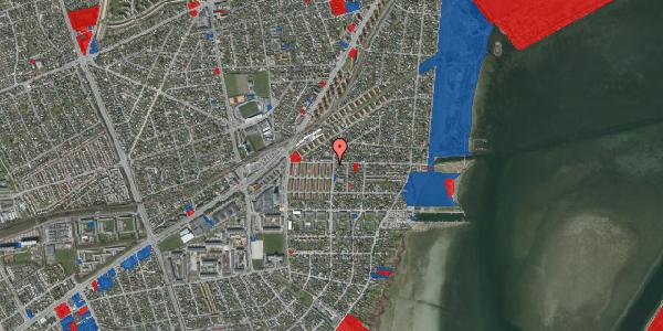 Jordforureningskort på Bavnevej 2, st. tv, 2650 Hvidovre