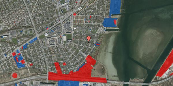 Jordforureningskort på Bavnevej 29A, 2650 Hvidovre