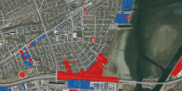 Jordforureningskort på Bavnevej 58, 2650 Hvidovre
