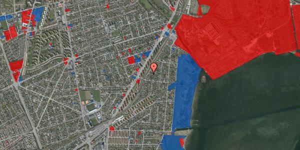 Jordforureningskort på Beringgårdsvej 47, 2650 Hvidovre
