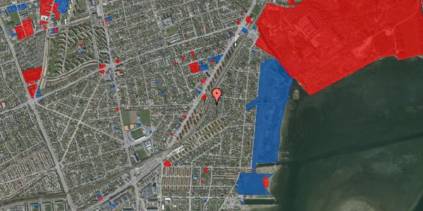 Jordforureningskort på Beringgårdsvej 63, 2650 Hvidovre