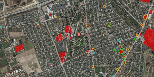Jordforureningskort på Berners Vænge 30, 1. tv, 2650 Hvidovre
