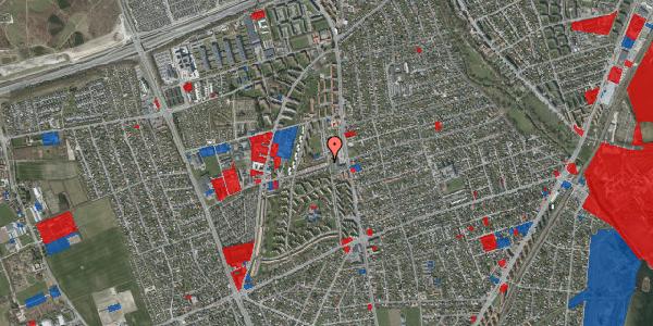 Jordforureningskort på Bibliotekvej 4, 2650 Hvidovre