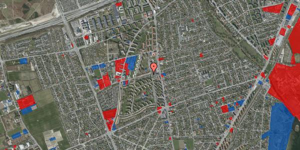 Jordforureningskort på Bibliotekvej 5, 2650 Hvidovre