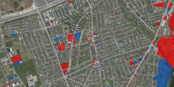 Jordforureningskort på Bibliotekvej 11, 2650 Hvidovre