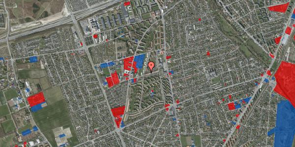 Jordforureningskort på Bibliotekvej 36, 2650 Hvidovre