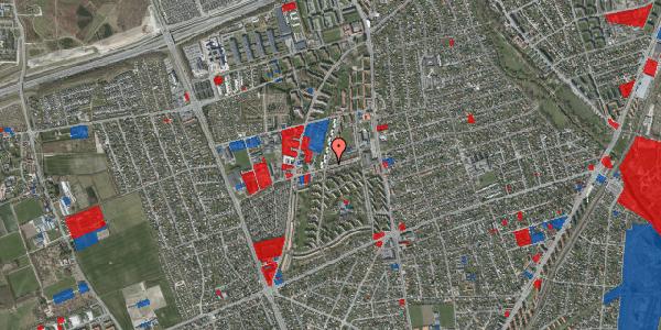 Jordforureningskort på Bibliotekvej 42, 2650 Hvidovre