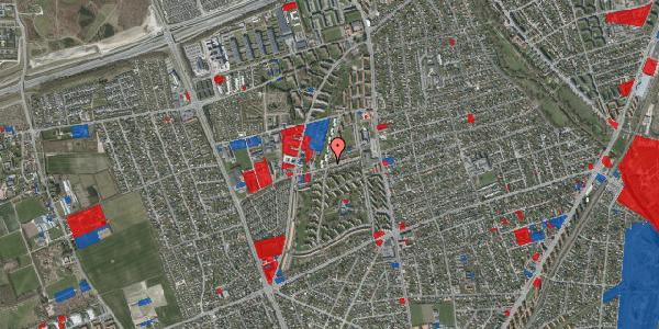 Jordforureningskort på Bibliotekvej 44, 2650 Hvidovre