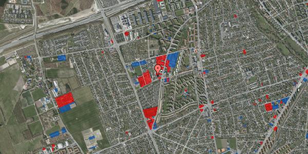 Jordforureningskort på Bibliotekvej 60A, 2650 Hvidovre
