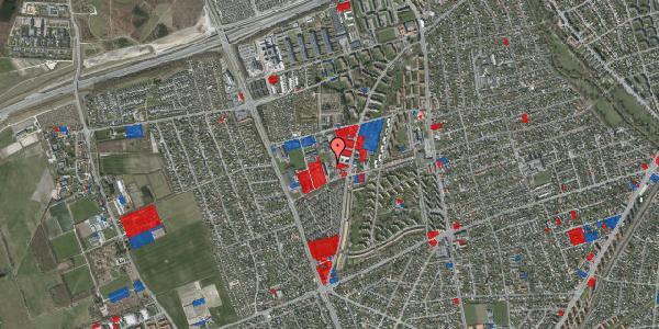 Jordforureningskort på Bibliotekvej 60D, 2650 Hvidovre