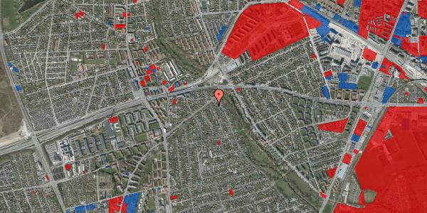 Jordforureningskort på Birke Alle 3, 2650 Hvidovre