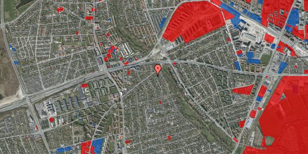 Jordforureningskort på Birke Alle 4, 2650 Hvidovre