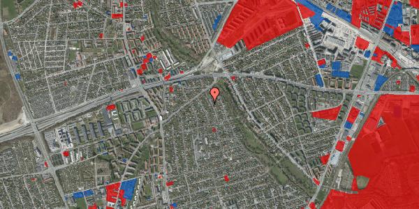 Jordforureningskort på Birke Alle 12, 2650 Hvidovre