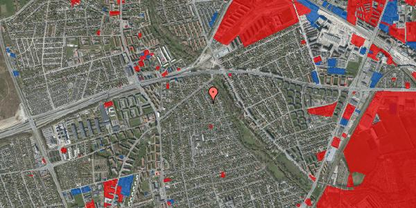 Jordforureningskort på Birke Alle 14, 2650 Hvidovre