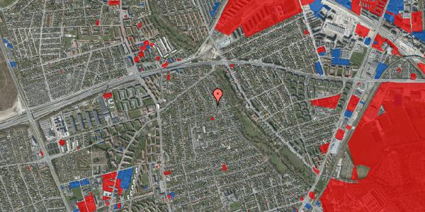 Jordforureningskort på Birke Alle 22, 2650 Hvidovre