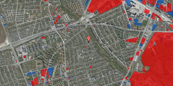 Jordforureningskort på Birke Alle 24, 2650 Hvidovre