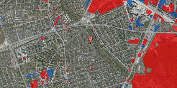 Jordforureningskort på Birke Alle 27, 2650 Hvidovre