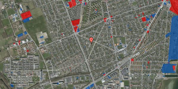 Jordforureningskort på Birkendevej 1, 2650 Hvidovre
