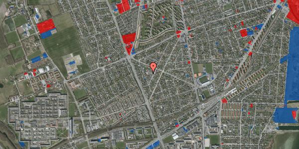 Jordforureningskort på Birkendevej 3, 2650 Hvidovre