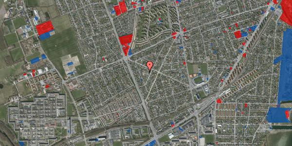 Jordforureningskort på Birkendevej 6, 2650 Hvidovre