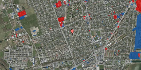 Jordforureningskort på Birkendevej 8, 2650 Hvidovre