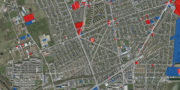 Jordforureningskort på Birkendevej 10, 2650 Hvidovre
