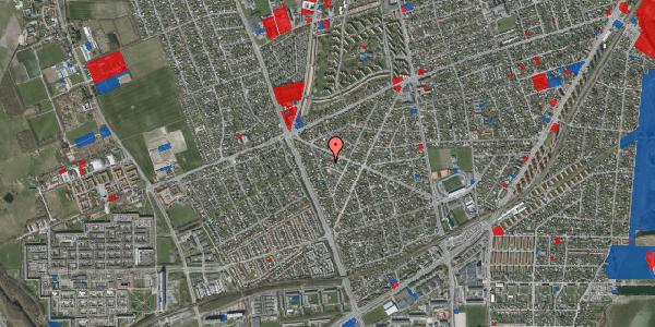 Jordforureningskort på Birkendevej 12, 2650 Hvidovre