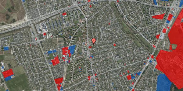 Jordforureningskort på Bjeverskov Alle 6, 2650 Hvidovre