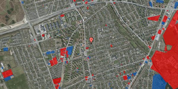 Jordforureningskort på Bjeverskov Alle 7, 2650 Hvidovre