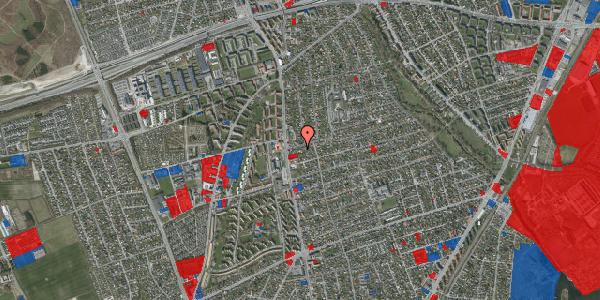 Jordforureningskort på Bjeverskov Alle 8, 2650 Hvidovre